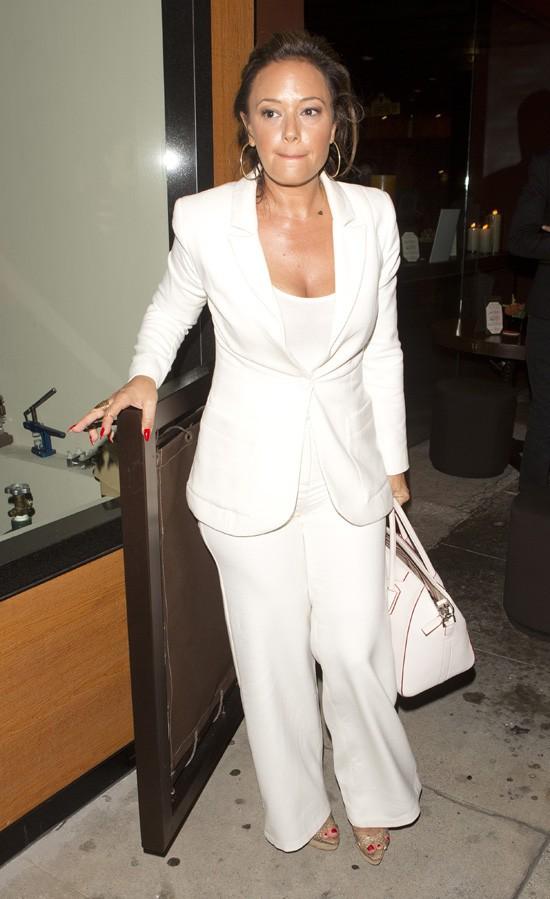 Leah Remini, la BFF de Jennifer Lopez