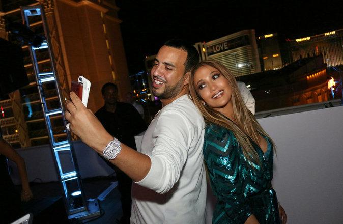 J Lo et French Montana ont passé une excellente soirée