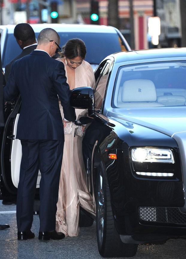Jennifer Lopez avec Casper !