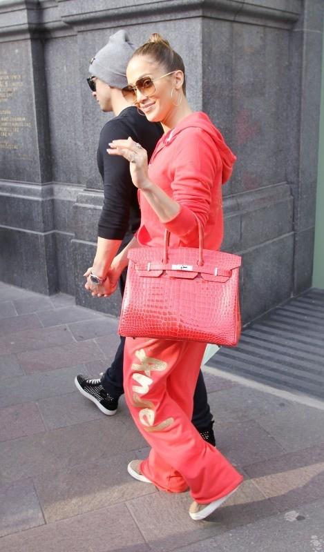 Jennifer Lopez le 24 octobre 2012 à Londres