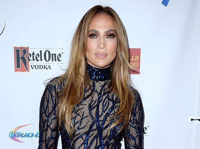 Jennifer Lopez à Los Angeles le 12 avril 2014