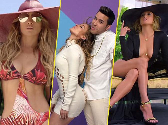 Jennifer Lopez : trikini sexy et d�collet� enivrant, la bombe s'impose de nouveau !