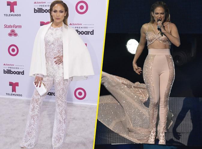 Jennifer Lopez, une bombe aux Billboard Latin Music Awards !