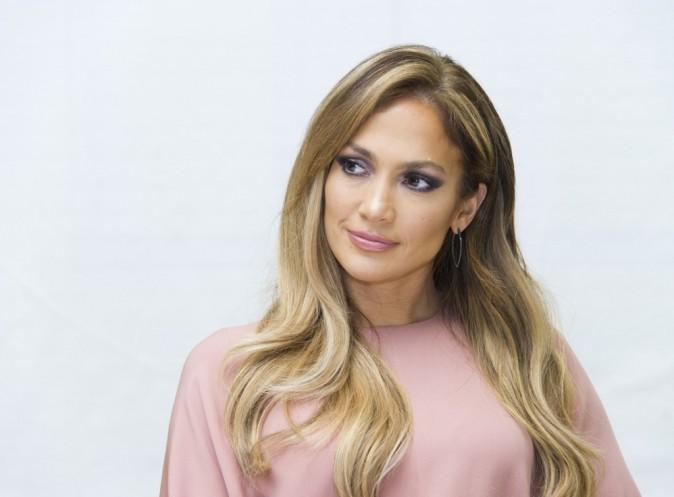 Jennifer Lopez le 8 janvier 2015