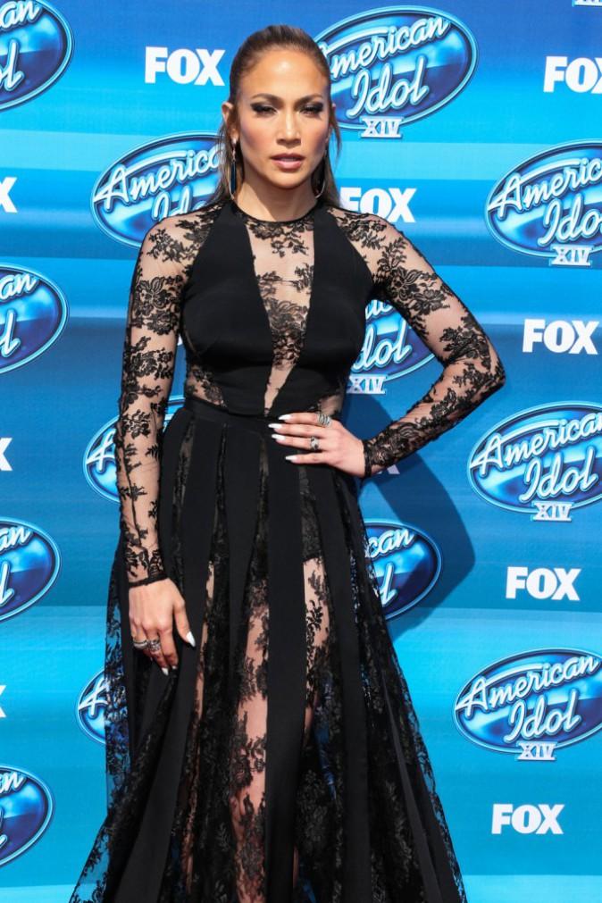 Jennifer Lopez le 13 mai 2015