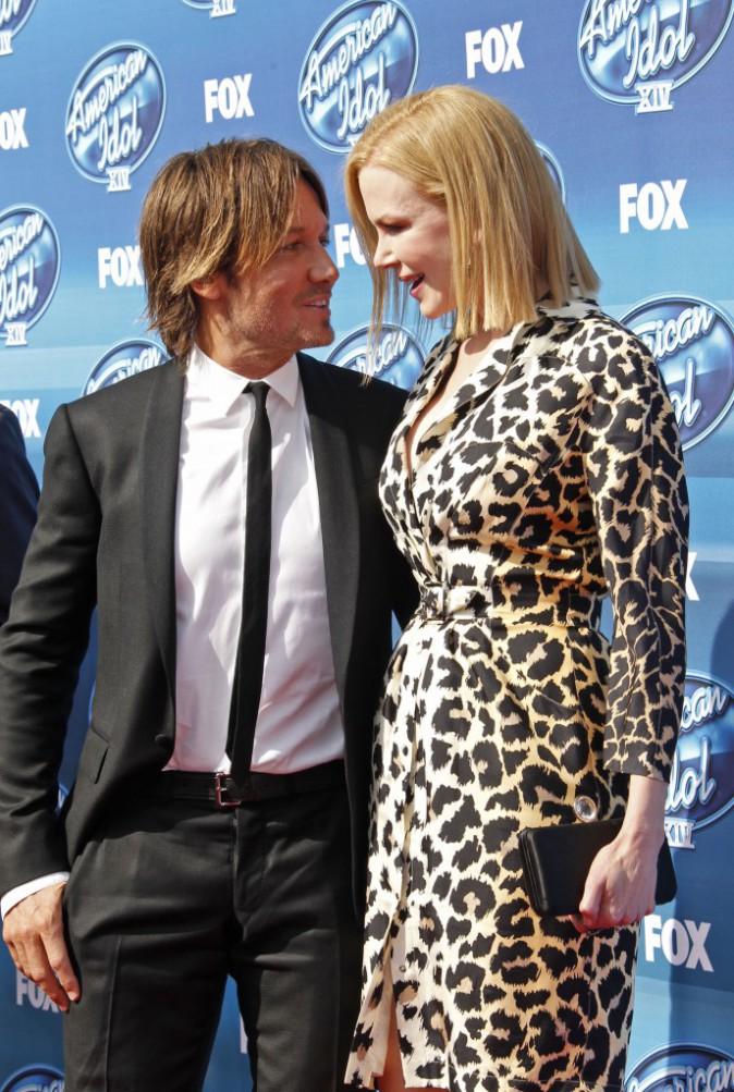 Nicole Kidman le 13 mai 2015