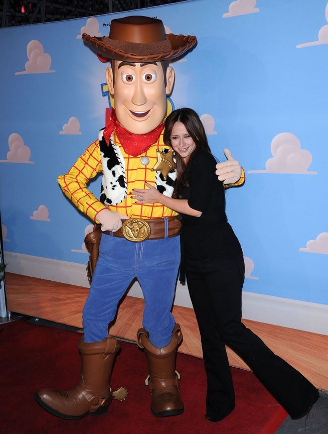 Elle craque pour Woody le cowboy !