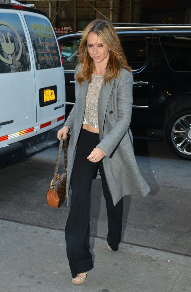 Jennifer Love-Hewitt à New York