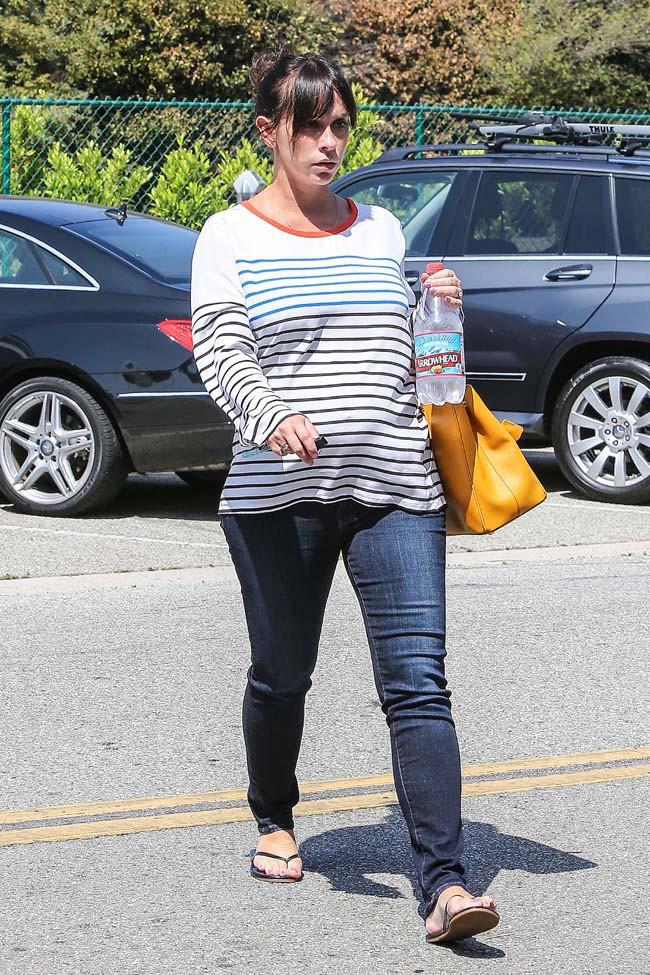 Jennifer Love Hewitt à Beverly Hills le 17 septembre 2013