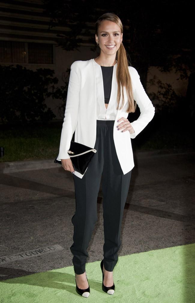 Jessica Alba aux Environmental Media Awards 2012 le 29 septembre 2012