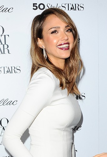 Jessica Alba à Los Angeles le 24 octobre 2013