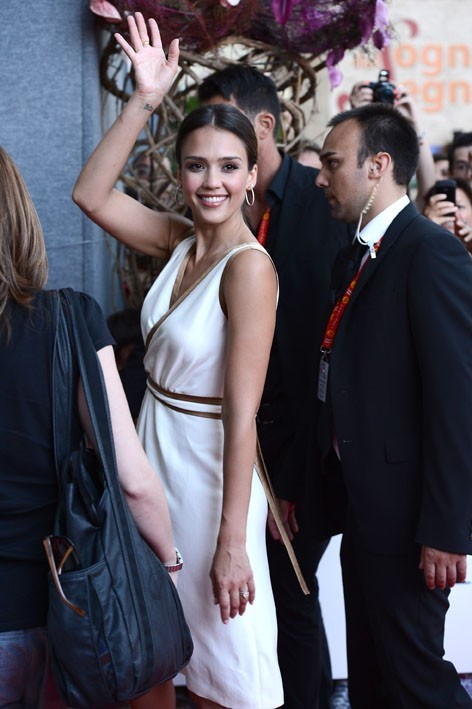 Jessica Alba : toujours aussi bellissima !