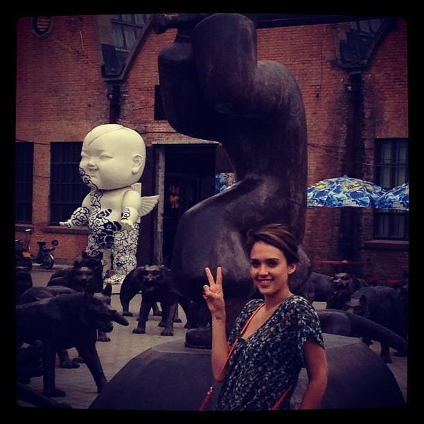 Peace à Pékin