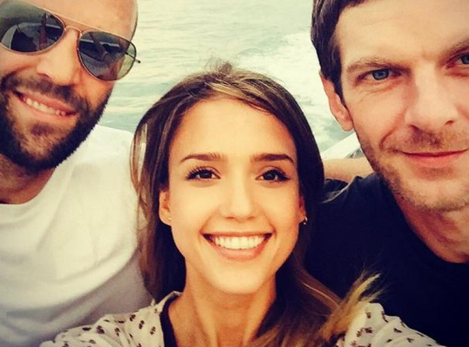 Jessica Alba : derri�re ses jolis sourires se cache une immense tristesse...