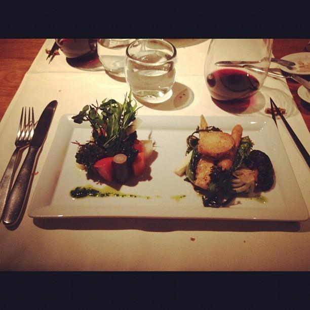 La nourriture, une des grandes passions de Jessica !