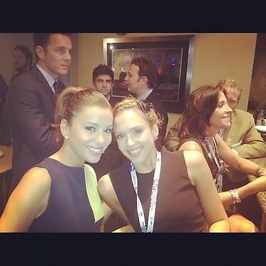 Eva et Jessica