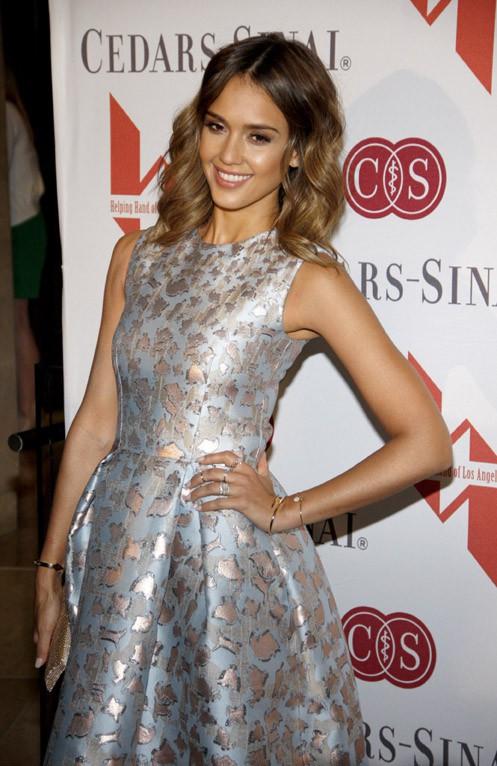 Jessica Alba à Beverly Hills le 9 mai 2014