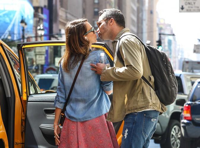 Jessica Alba : une maman poule investie � New York !