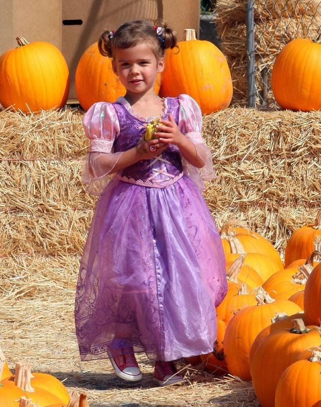 Honor Marie, jolie petite princesse !