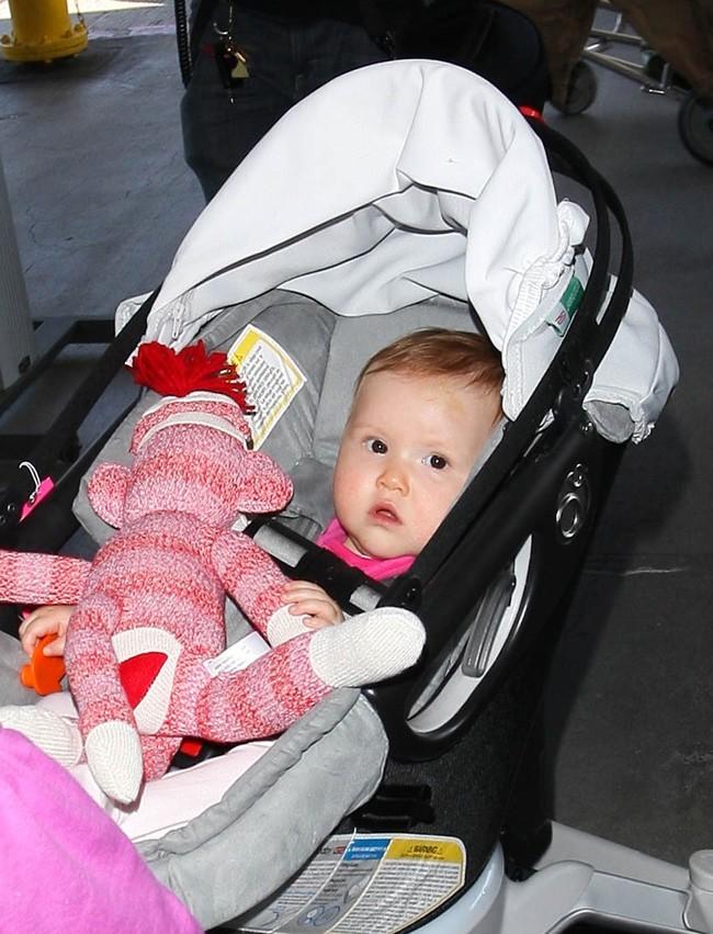Zoom sur l'adorable bébé !