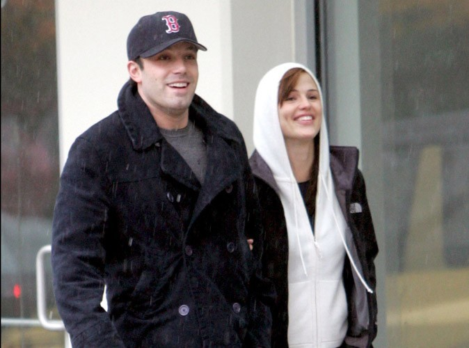 Photos : le mariage incognito de Jennifer Garner et Ben Affleck