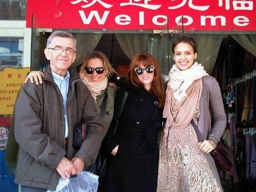 Une photo de touriste comme on les aime !