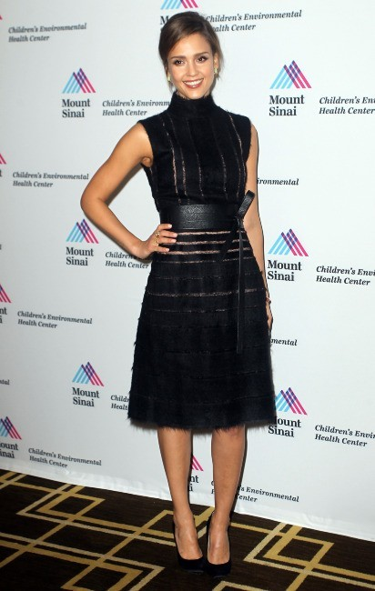Jessica Alba le 20 mai 2013 à Greenwich, dans le Connecticut