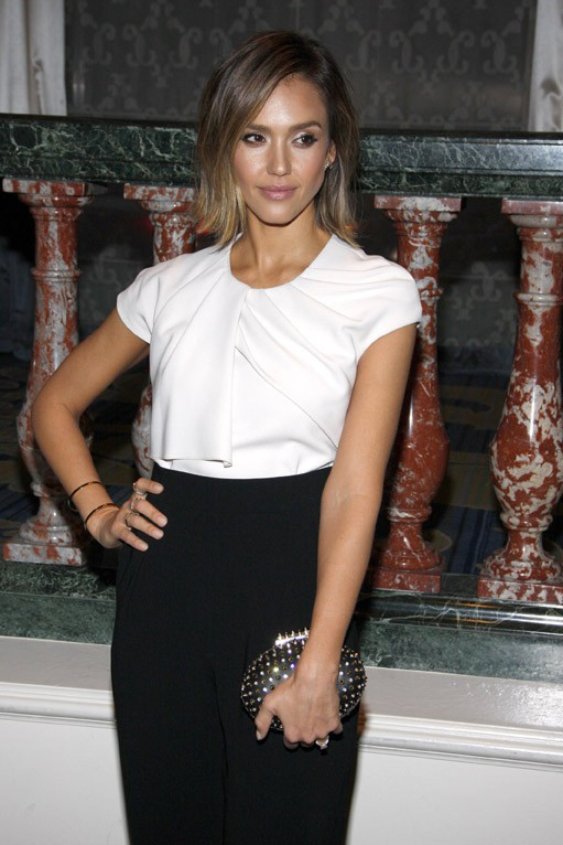 Jessica Alba à Beverly Hills le 17 mars 2015
