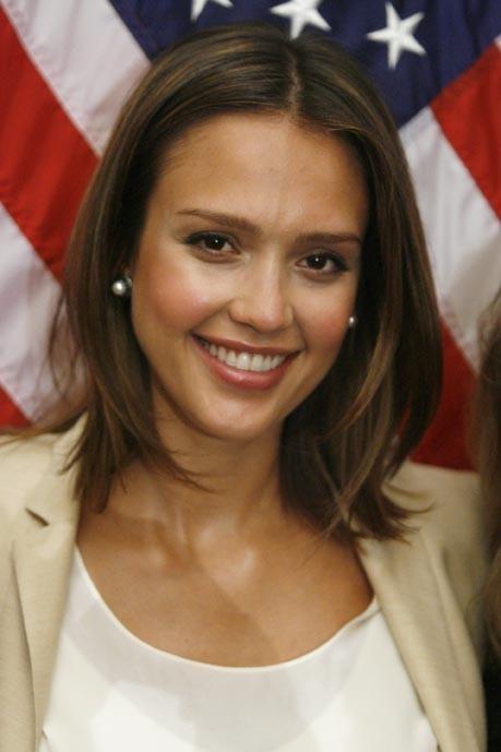 Jessica Alba, une citoyenne engagée !
