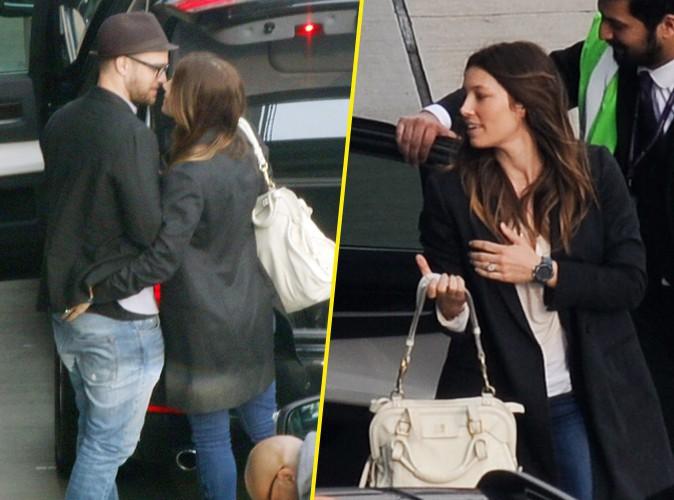 Jessica Biel : elle se joint � Justin Timberlake pour sa tourn�e en Europe !