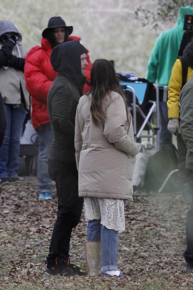 Photos : Jessica Biel enceinte : visite surprise de Justin Timberlake, futur papa attentionné !