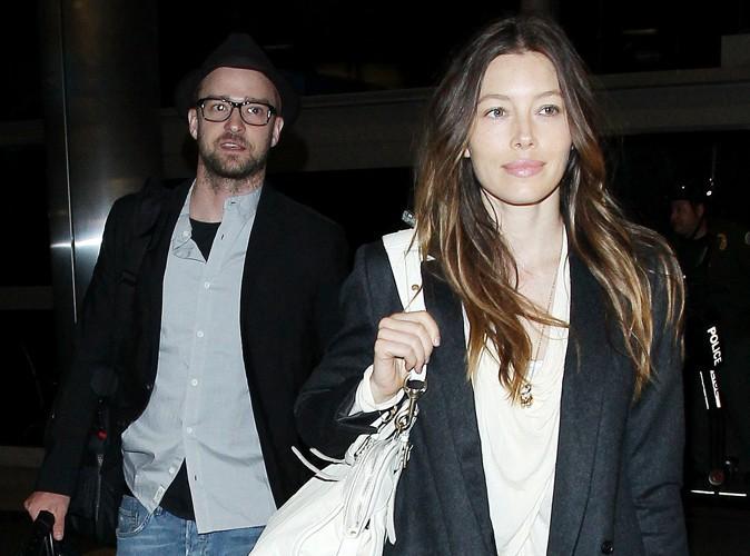 Jessica Biel et Justin Timberlake : de retour des Bahamas, le couple s'affiche tout sourire !