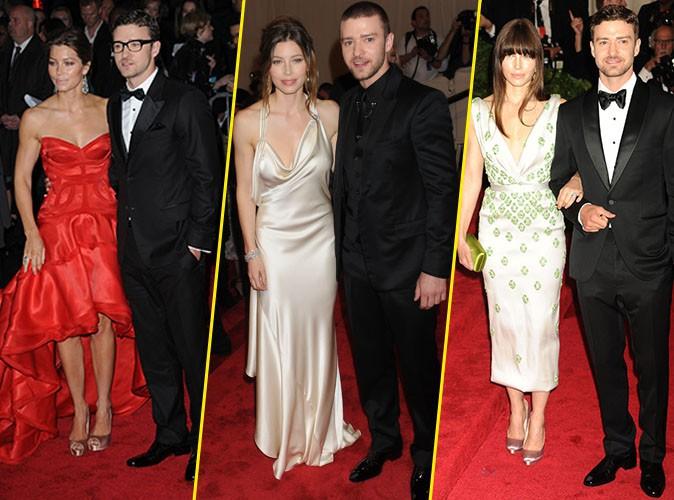 Photos : Jessica Biel et Justin Timberlake : retour sur un couple discret et 100% glamour