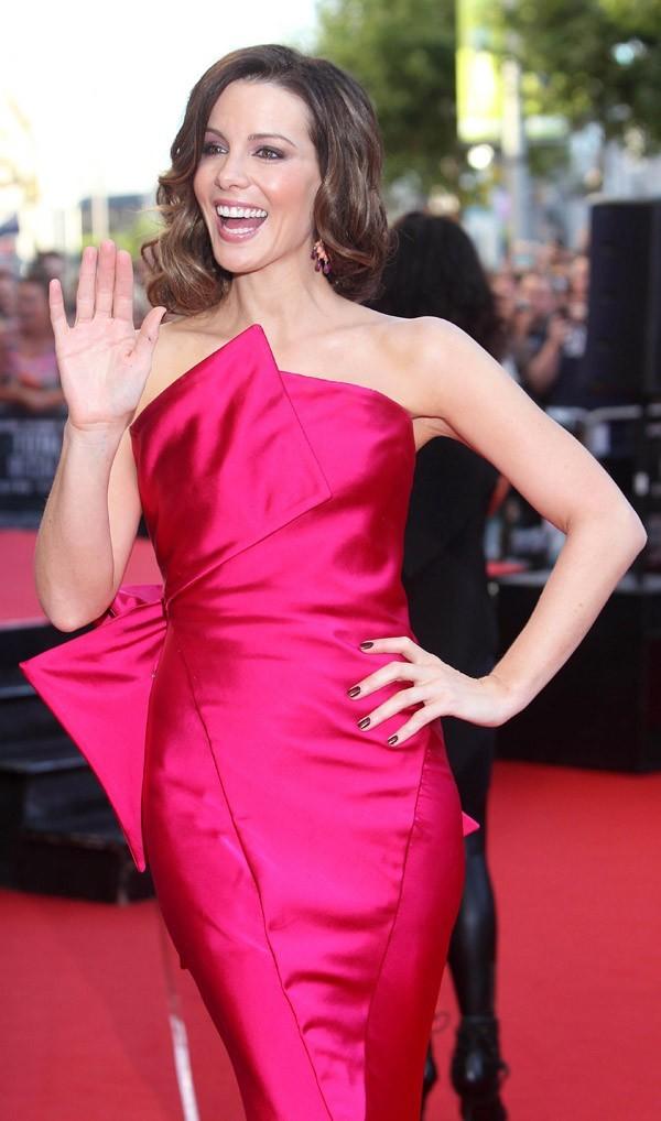 Kate Beckinsale le 14 août 2012 à Dublin