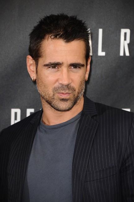 Le beau gosse Colin Farrell