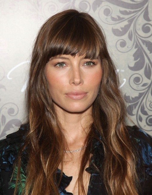 Jessica Biel, Los Angeles, 5 octobre 2012.