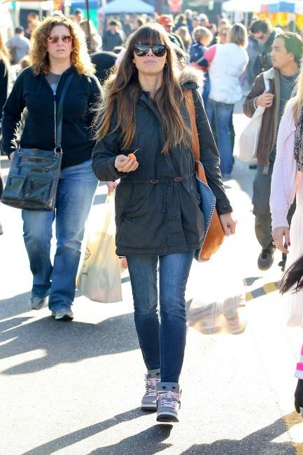 Jessica Biel à Los Angeles, le 6 janvier 2013.