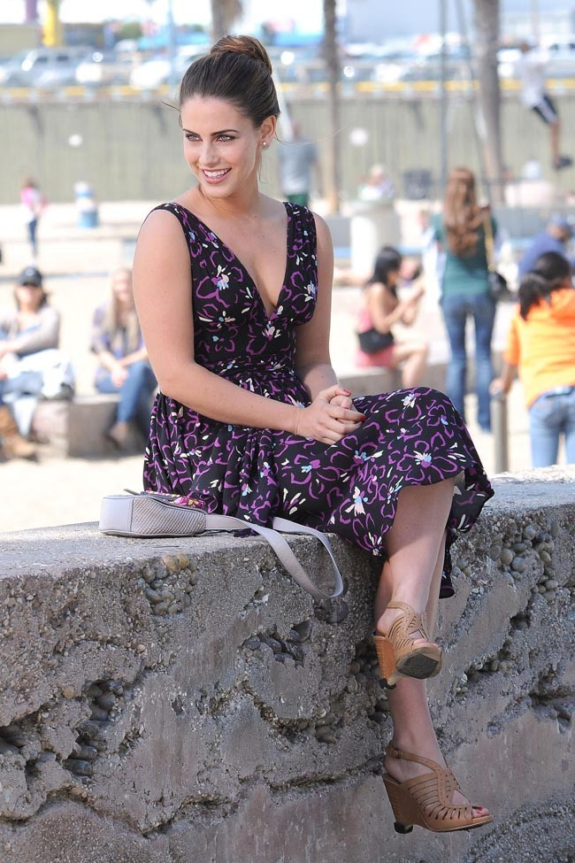 L'une des plus jolies filles de 90210 ?