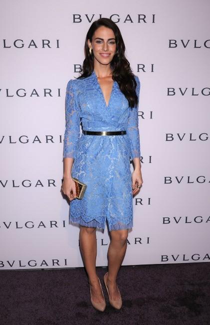 Jessica Lowndes le 19 février 2013 à Beverly Hills