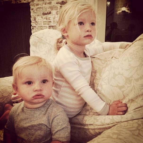 Jessica Simpson : accro à Instagram, elle y dévoile plusieurs clichés de sa vie de famille !