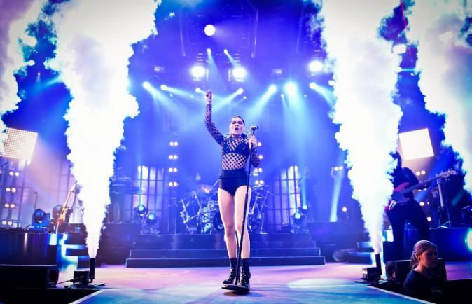 Jessie J à Londres le 22 septembre 2014