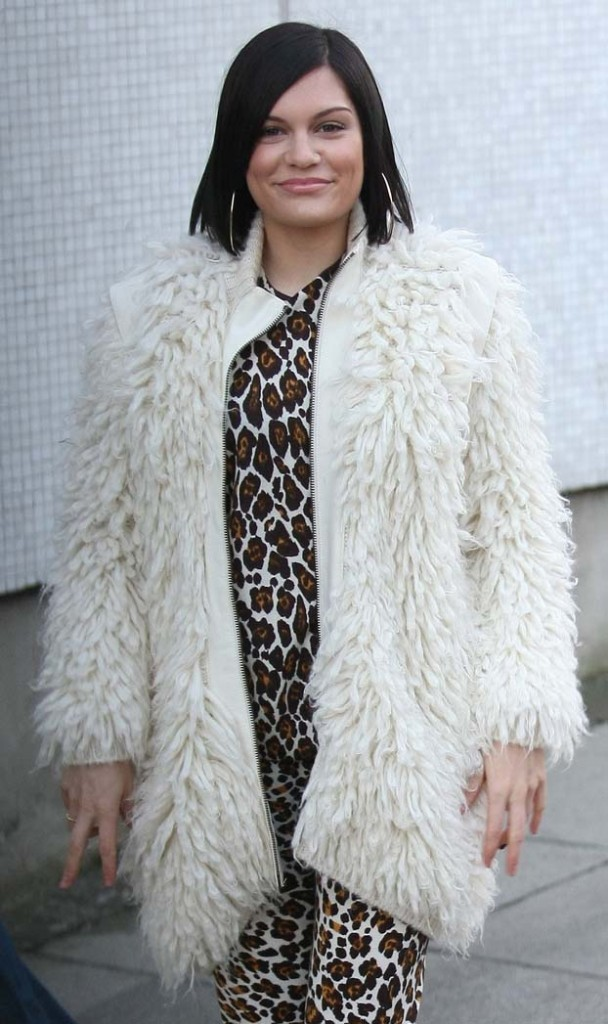 Jessie J le 5 décembre 2012 à Londres