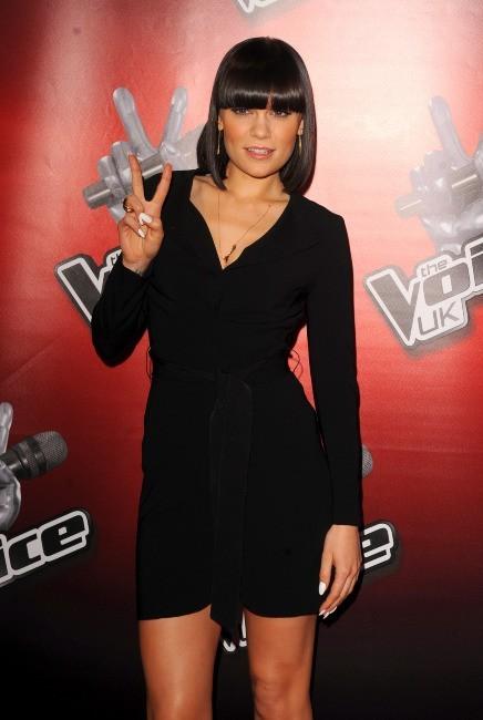 Jessie J au top pour la promo de The Voice
