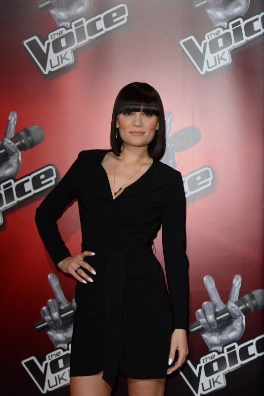 Jessie J, jurée The Voice