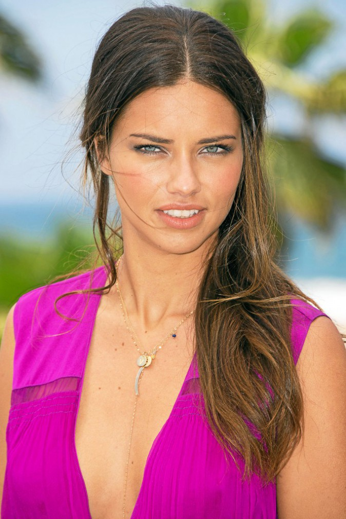1. Adriana Lima
