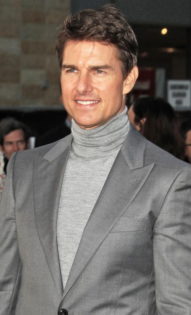 D. Tom Cruise