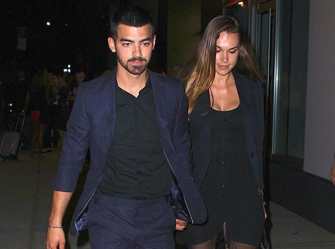 Joe Jonas et sa petite-amie à New-York le 21 juillet 2013