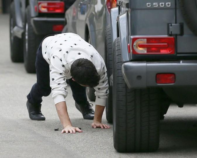 Joe Jonas à West Hollywood le 18 déecmebre 2013