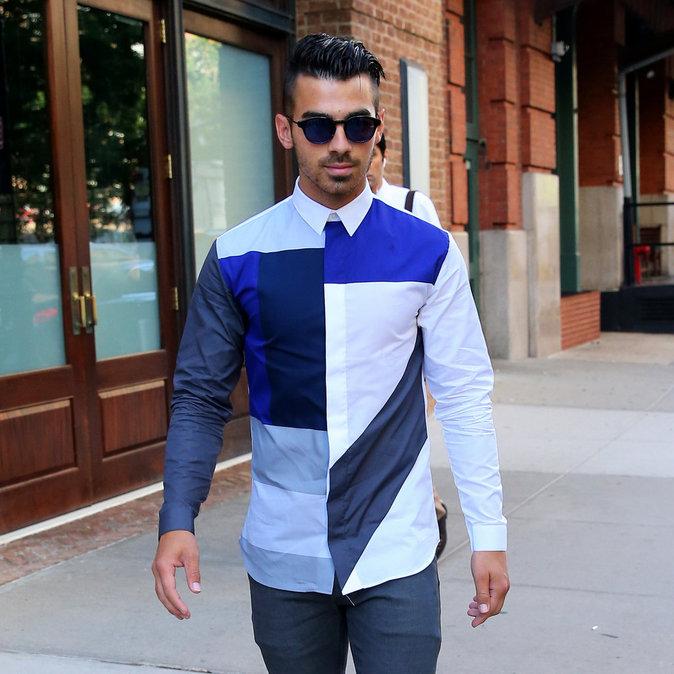 Joe Jonas se promène dans les rues de New York ce jeudi 28 juillet