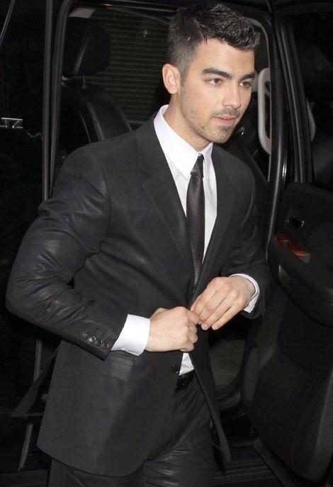 A quand Joe en sous-vêtement pour Calvin Klein ?